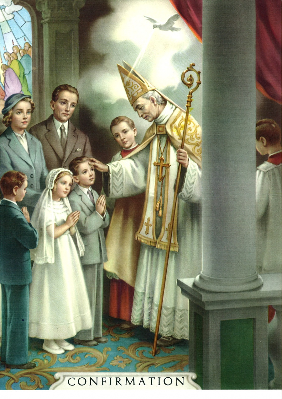 Precious blood catholic church confirmation confirmation biocorpaavc Image collections